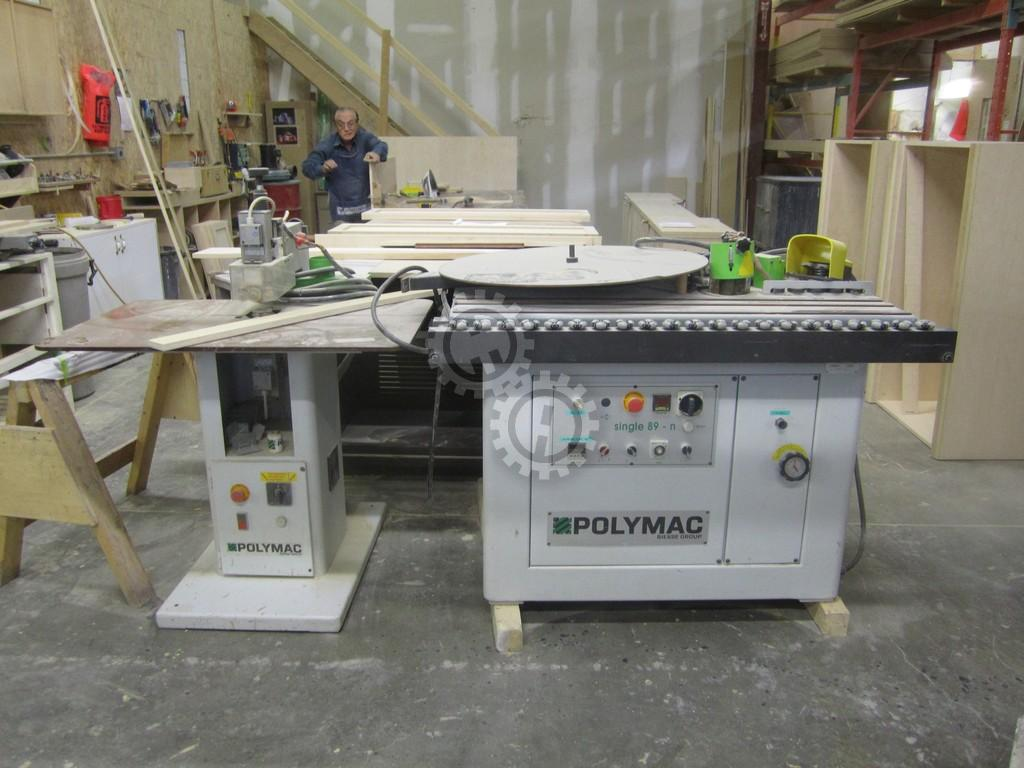 woodworking machinery auction ontario